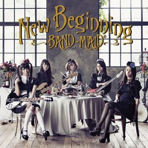 REAL EXISTENCE / BAND-MAID Album Cover