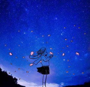 Sakura Shooting Star / H△G