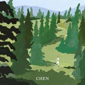 Beautiful goodbye / CHEN Album Cover
