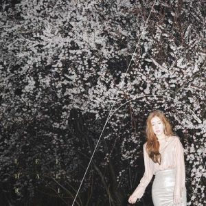Paper Star's Dream / Lee Hae Ri (Davichi) Album Cover