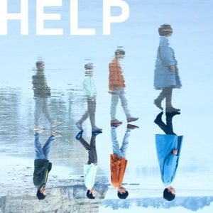 HELP / flumpool Album Cover