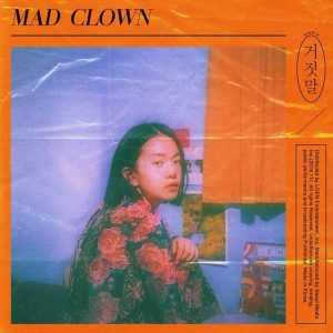 Mad Clown (feat. Lee Hae Ri Of Davichi) / Lie Album Cover