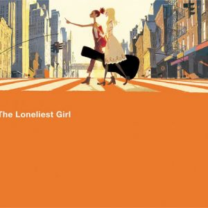 The Loneliest Girl / CAROLE & TUESDAY Album Cover