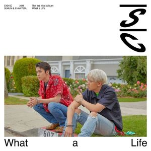 Daydreamin' / EXO-SC Album Cover