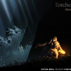 Torches / Aimer Album Cover
