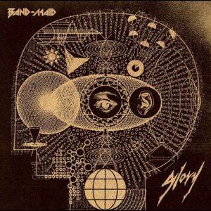 glory / BAND-MAID Album Cover