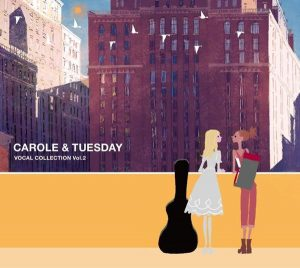 Breathe Again / CAROLE & TUESDAY
