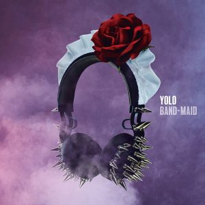YOLO / BAND-MAID Album Cover