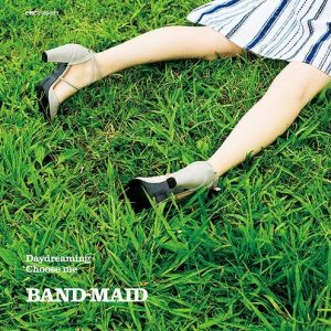 Choose me / BAND-MAID Album Cover