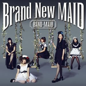 ORDER / BAND-MAID Album Cover