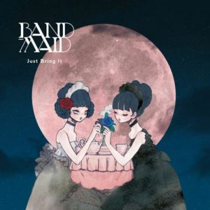 Don't you tell ME / BAND-MAID Album Cover