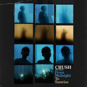 With You / Crush Album Cover