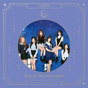 Time for the moon night / GFRIEND Album Cover