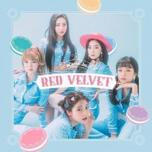 #Cookie Jar / Red Velvet Album Cover