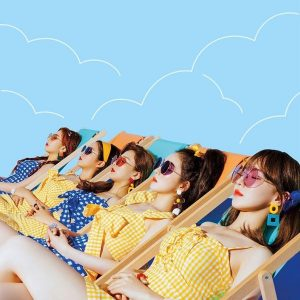 Summer Magic / Red Velvet Album Cover