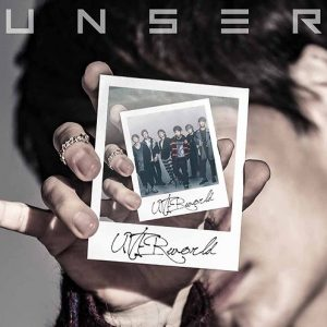 One Last Time / UVERworld Album Cover