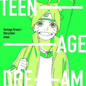 Teenage Dream / miwa Album Cover