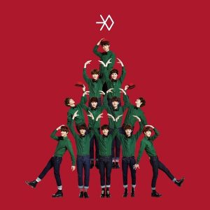 Miracles In December / EXO Album Cover