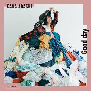 Hataraku Uta / Kana Adachi Album Cover