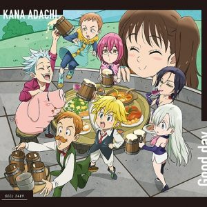 Good day / Kana Adachi Album Cover