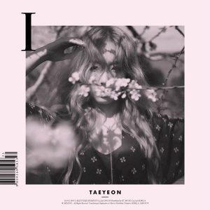 Farewell / TAEYEON Album Cover