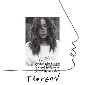 Something New / TAEYEON Album Cover