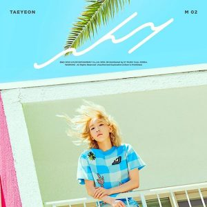 Good Thing / TAEYEON Album Cover