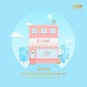 Dream Night / ASTRO Album Cover