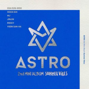 Breathless / ASTRO Album Cover