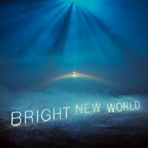 BRIGHT NEW WORLD / Little Glee Monster Album Cover