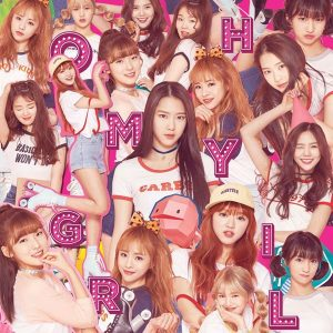 I FOUND LOVE / OH MY GIRL