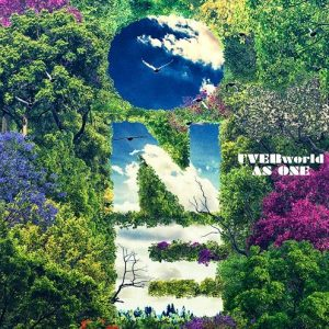 AS ONE / UVERworld Album Cover