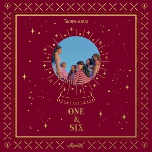 ONE & SIX / Apink Album Cover