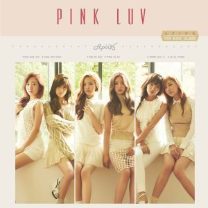 Pink LUV / Apink Album Cover