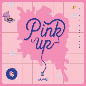 Pink UP / Apink Album Cover