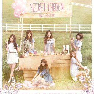 Secret Garden / Apink Album Cover