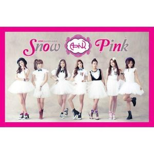 Snow Pink / Apink Album Cover