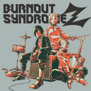 Dream On!! / BURNOUT SYNDROMES Album Cover