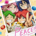 PEACE!!! / Luna Haruna