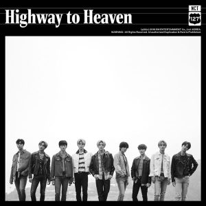 Highway to Heaven / NCT 127 Album Cover