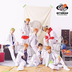 We Go Up (Chinese Ver.) / NCT DREAM Album Cover