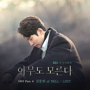 LOST / NELL Album Cover