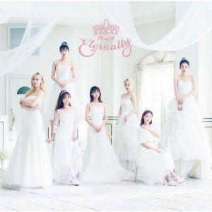 Eternally / OH MY GIRL Album Cover