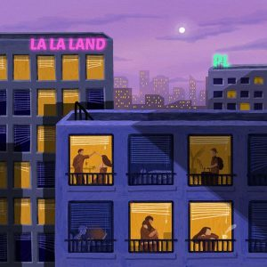 LA LA LAND / PL Album Cover
