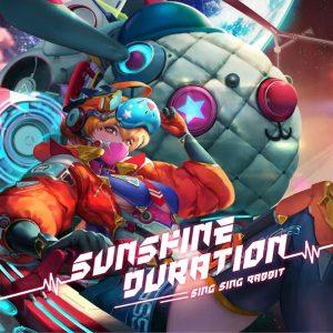 Sunshine Duration / Sing Sing Rabbit Album Cover