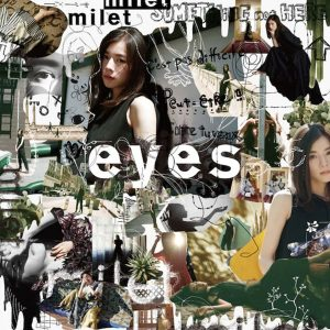 eyes / milet Album Cover