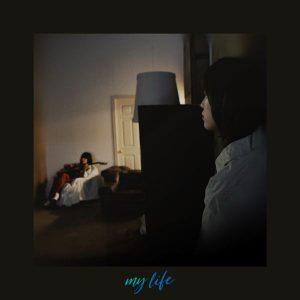 my life / Miyuna Album Cover