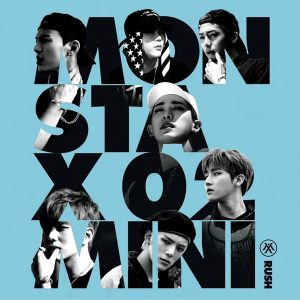 Amen / Monsta X Album Cover
