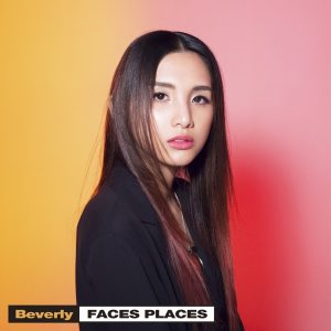 FACES PLACES feat. SCHNELL from SOLIDEMO / Beverly Album Cover