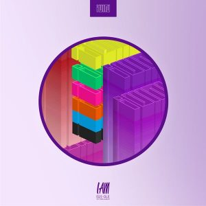 What's in your house? / (G)I-DLE Album Cover